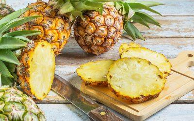 Les bienfaits de l'ananas pour votre santé