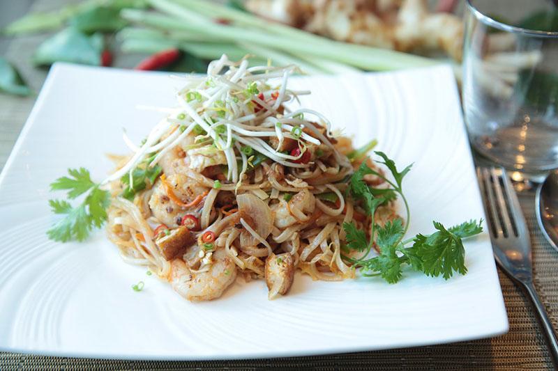 pad thaï nouilles