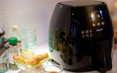 Les meilleures recettes pour friteuse sans huile Philips Actifry